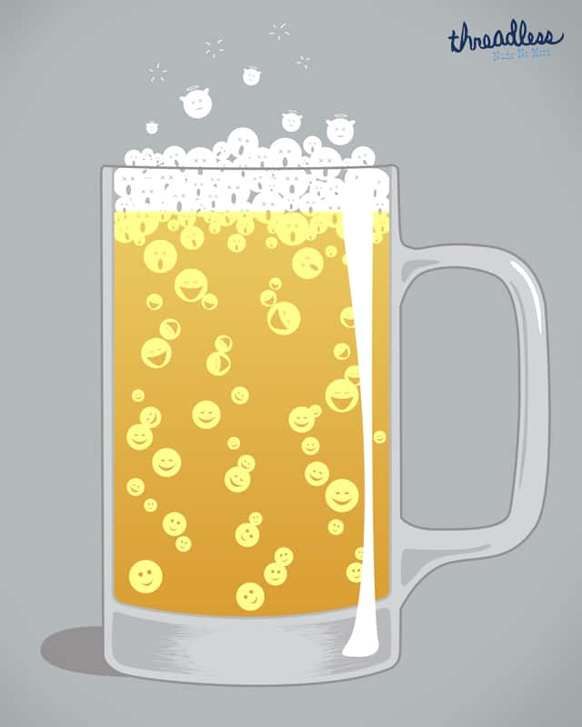 Beer by babitchun on Threadless