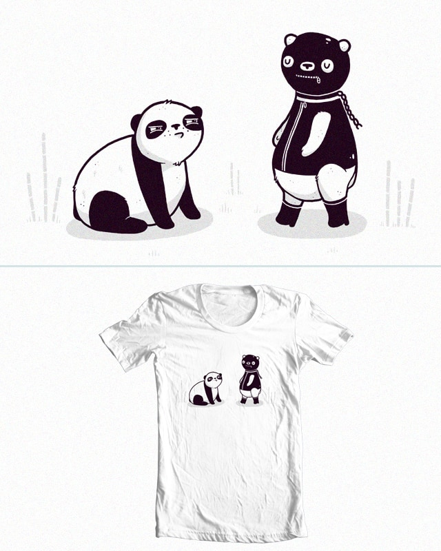 Polar Opposites by randyotter3000 on Threadless