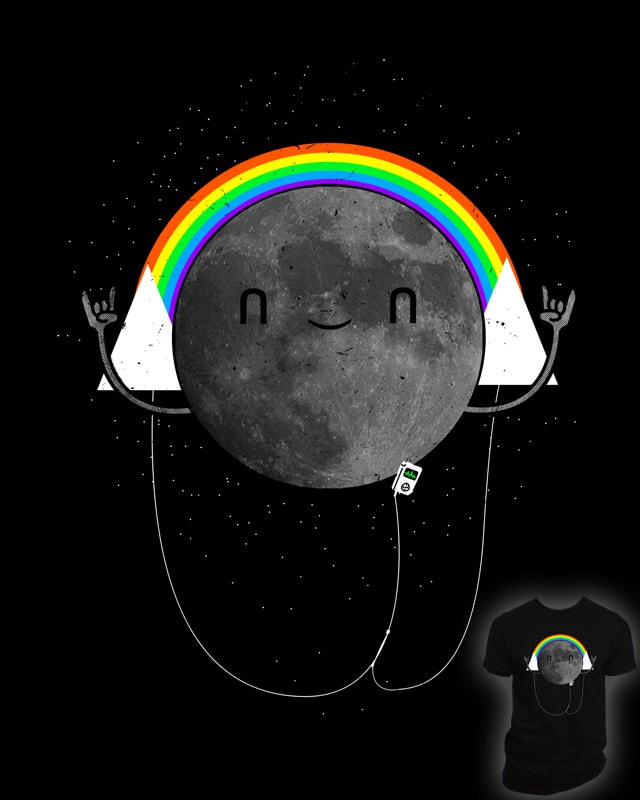 The One Millionth Dark Side Of The Moon Parody! by electric_method on Threadless
