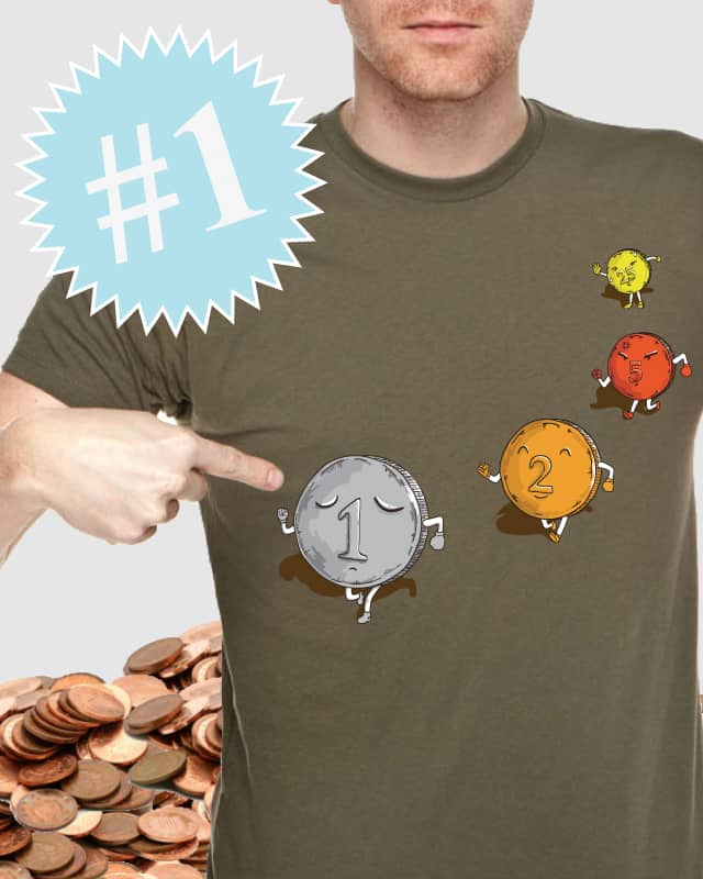 Penny Is The ONE by DarthRama on Threadless