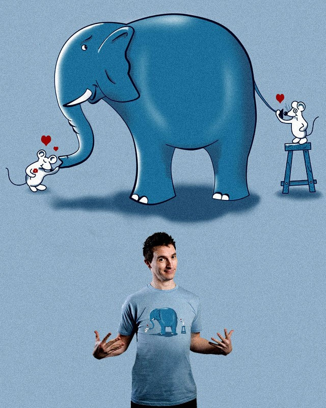 Trunk call by bandy on Threadless