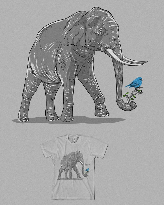 Trunk by kooky love on Threadless