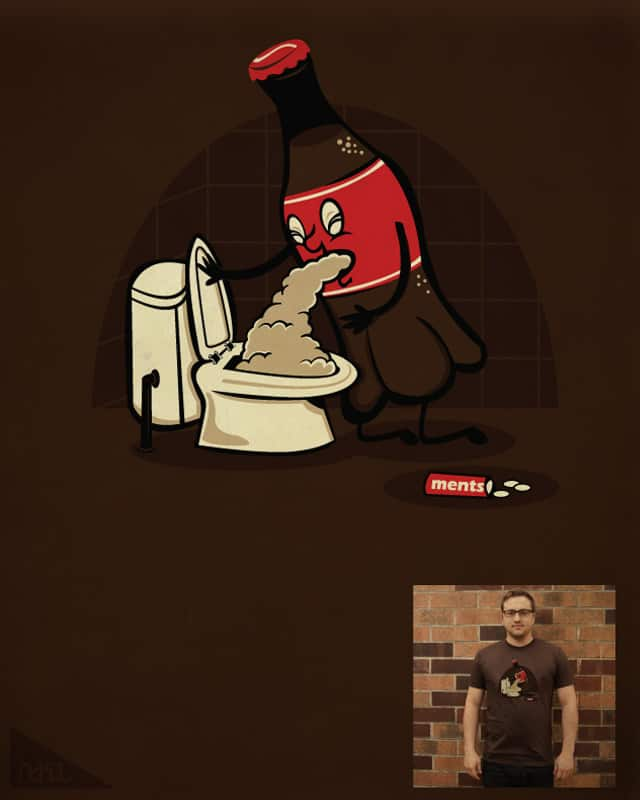 diet coke by ndikol on Threadless