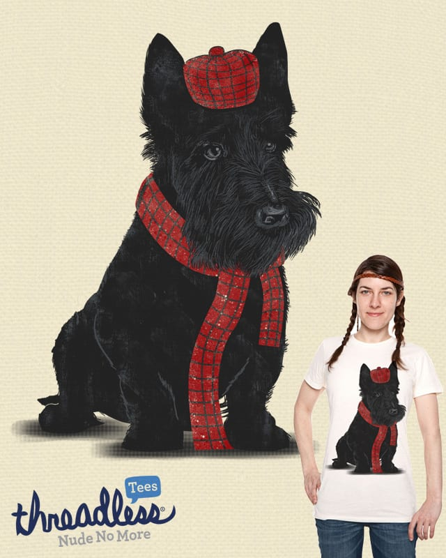 Scottie by fathi on Threadless