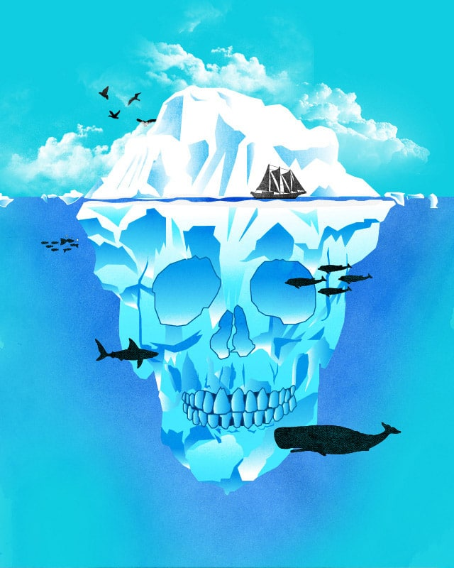 Cold Cruisings and Icy Endings by TenTimesKarma on Threadless