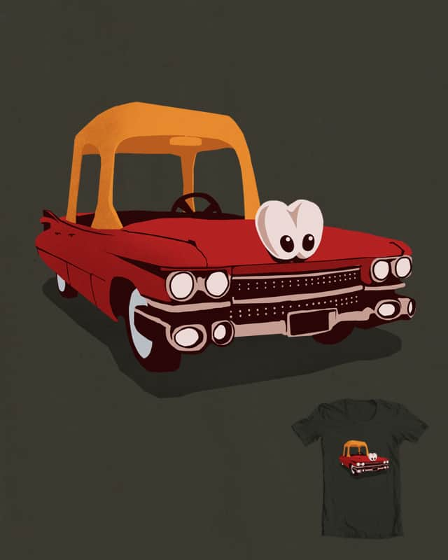 Toy Car by DannE-B on Threadless