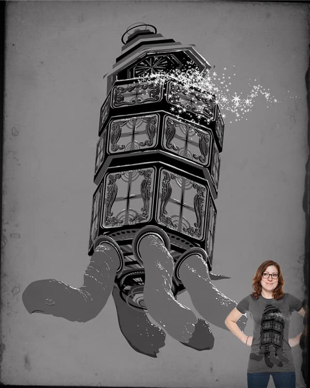 Slowly, the stars step in by tolagunestro on Threadless