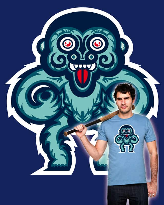 Pache Kong by adriartemx on Threadless