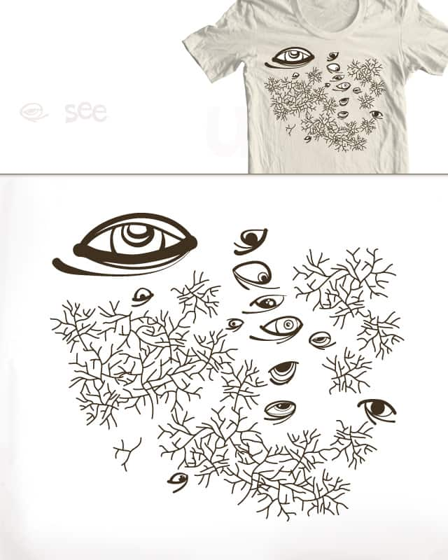 my eyes have seen you by corey9 on Threadless
