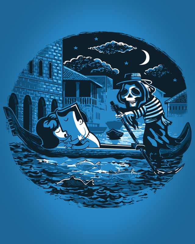 Kiss of Death by ibyes on Threadless