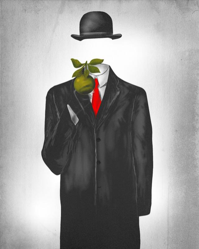 The Son of InvisibleMan by kooky love on Threadless
