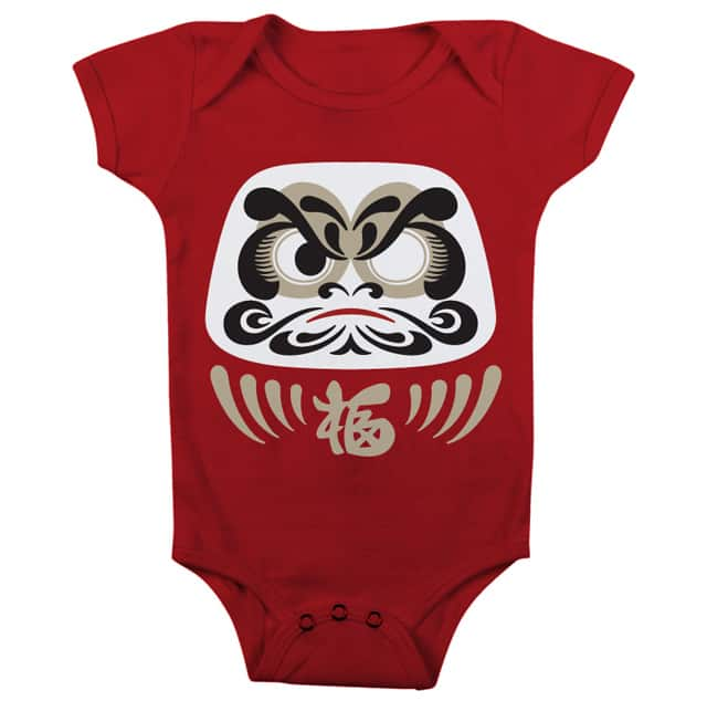 Daruma Doll by TheSqueakyTiki on Threadless
