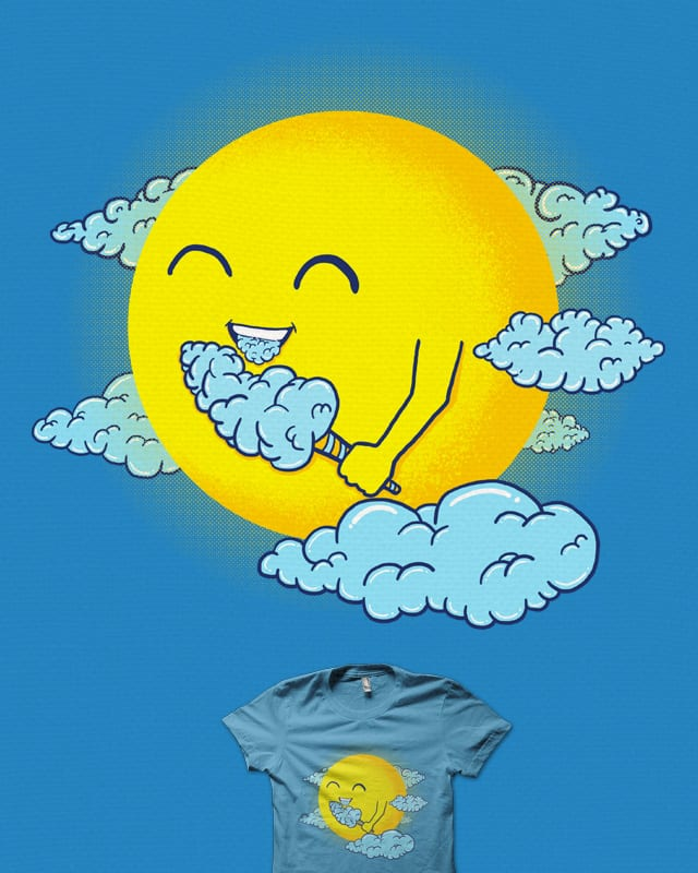Cloud Candy by fathi on Threadless