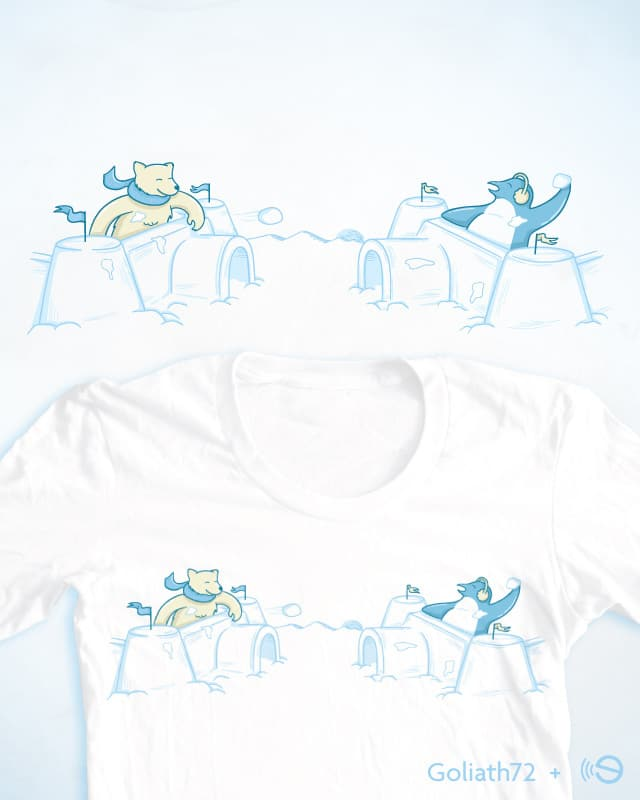 The Cold War 2 by goliath72 on Threadless