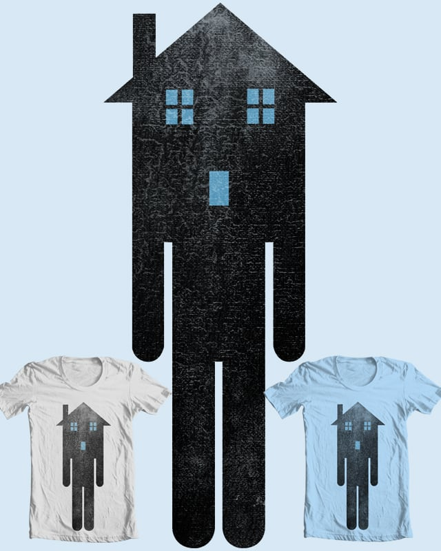 Man Of The House by Evan_Luza on Threadless