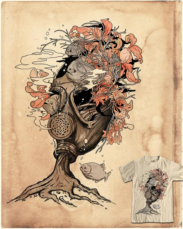 Breath by nicebleed on Threadless