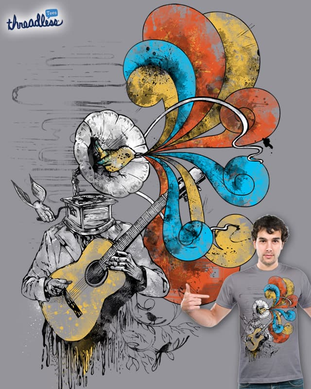 My old Lullaby by alfboc on Threadless