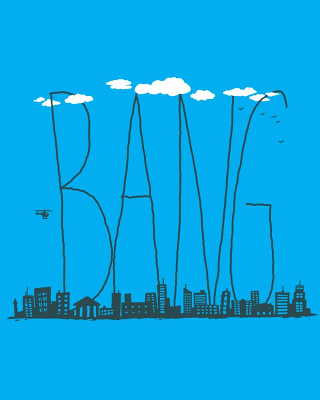 The Big Bang by babitchun on Threadless