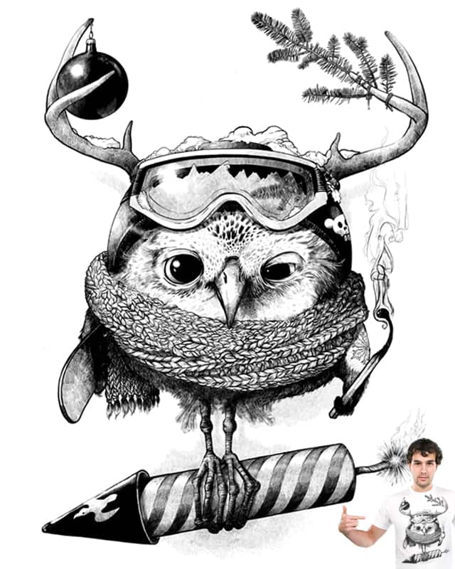 Cute Little Bird With Balls by Anything Goes on Threadless