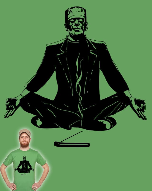 Frankencense by macdoodle on Threadless