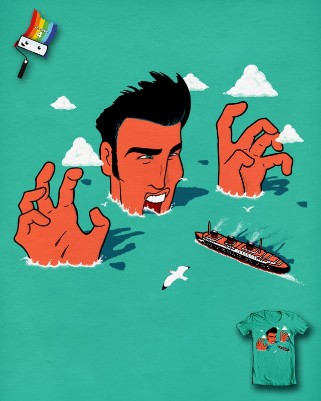 Elvis is huge in Japan by ivanrodero on Threadless