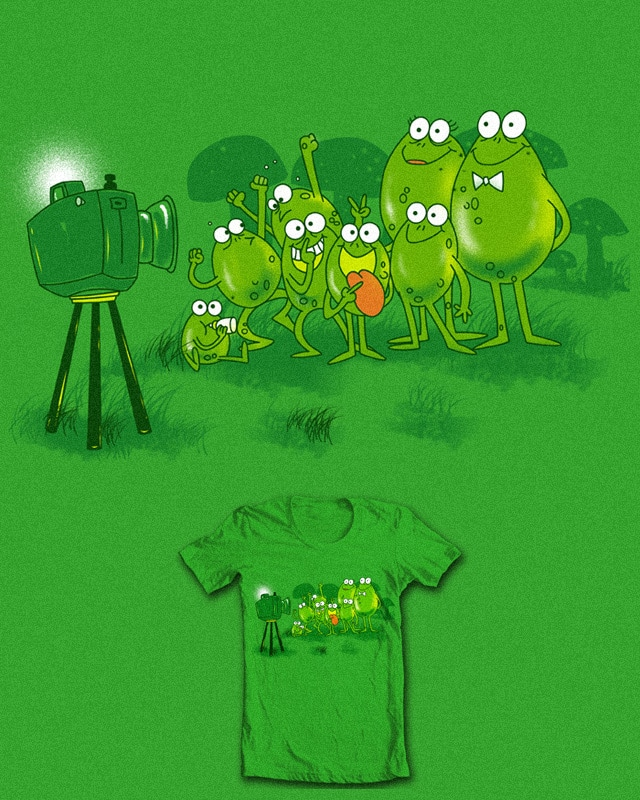 Say Cheese! by bandy on Threadless