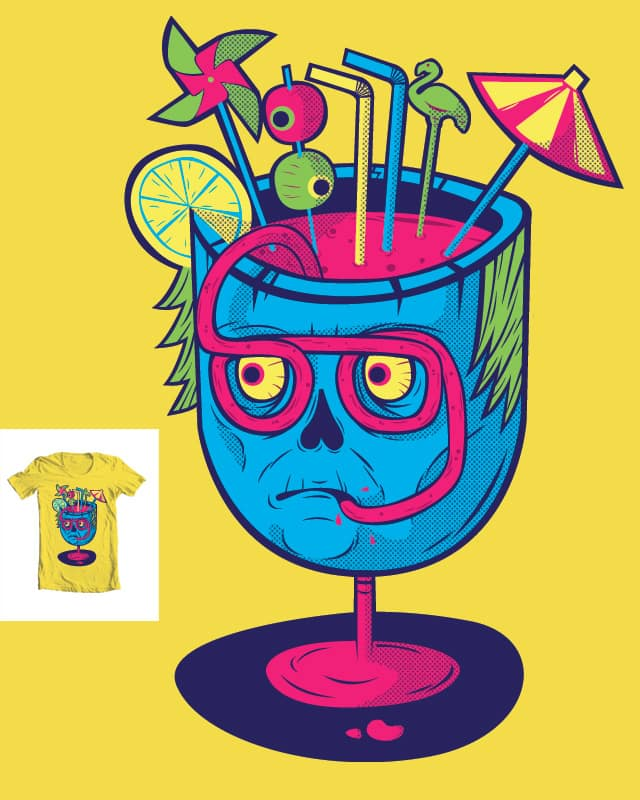 Pineal Colada by Wharton on Threadless