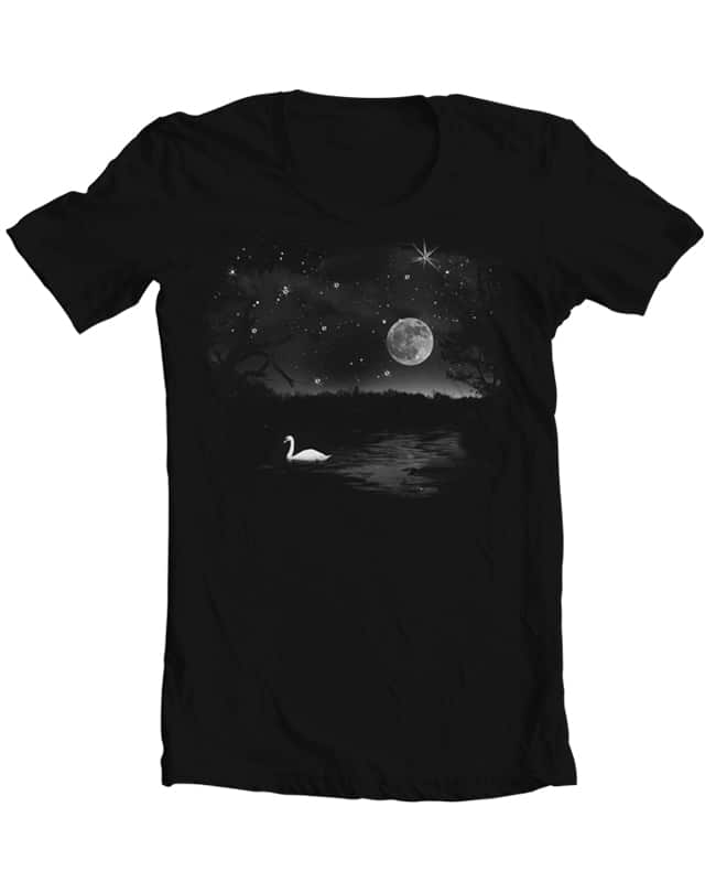 swan-lake by eflanucagi on Threadless