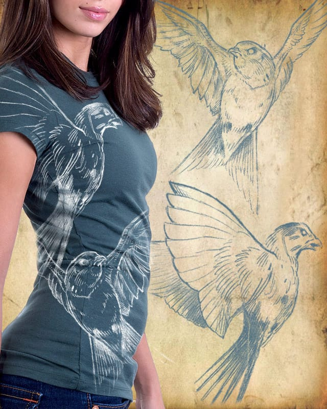 birds by droopbomb on Threadless