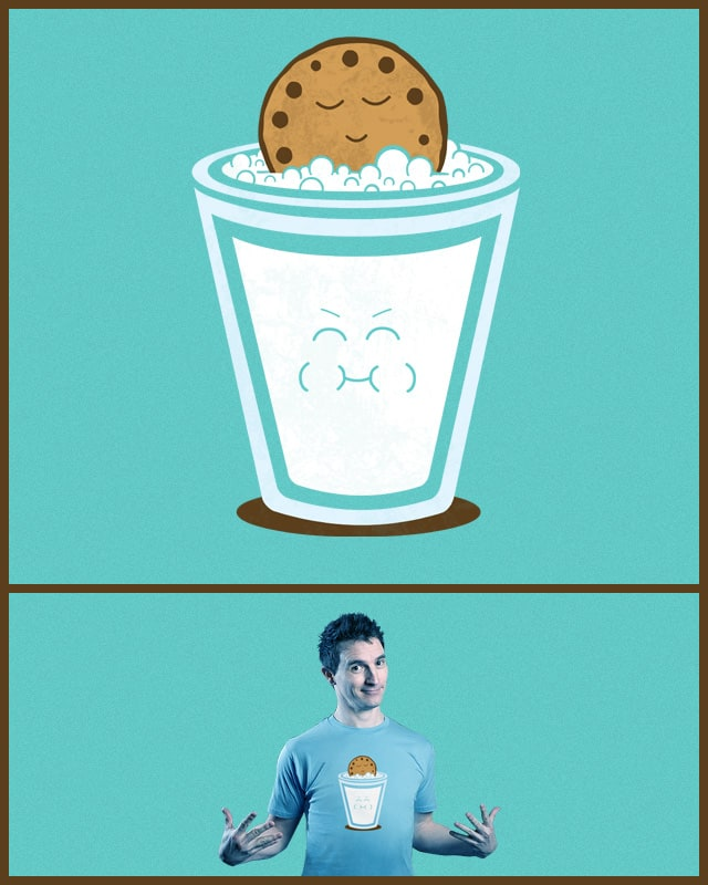 Hot Tub Cookie by TeoZ on Threadless