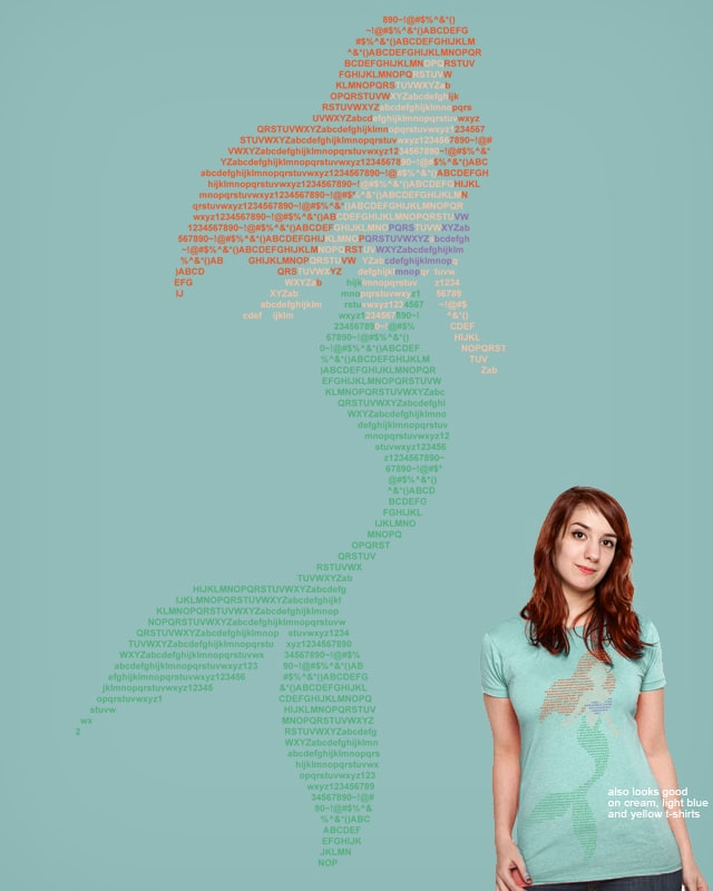 Arial Ariel by Numinous on Threadless