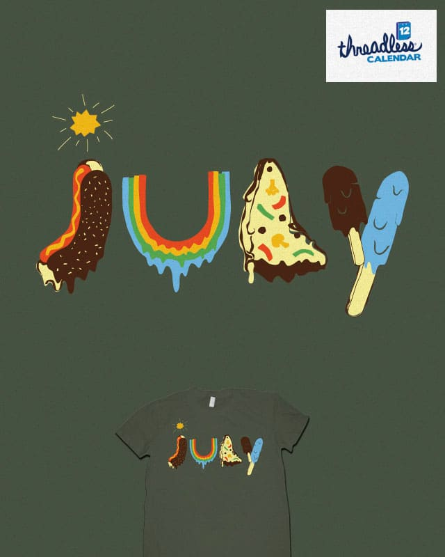 Melted by skitchism on Threadless