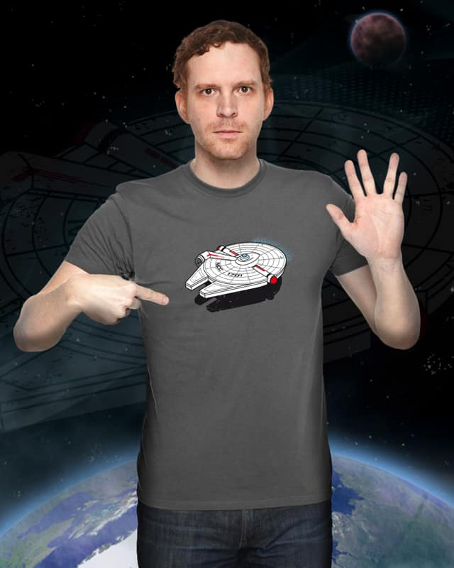 Millenium Enterprise by Flowbee666 on Threadless