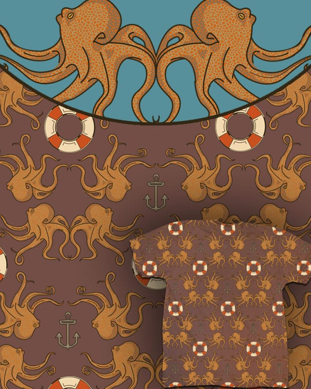 Octopular by Frederick_Jay on Threadless