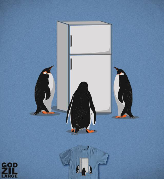 Is That Home? by GODZILLARGE on Threadless
