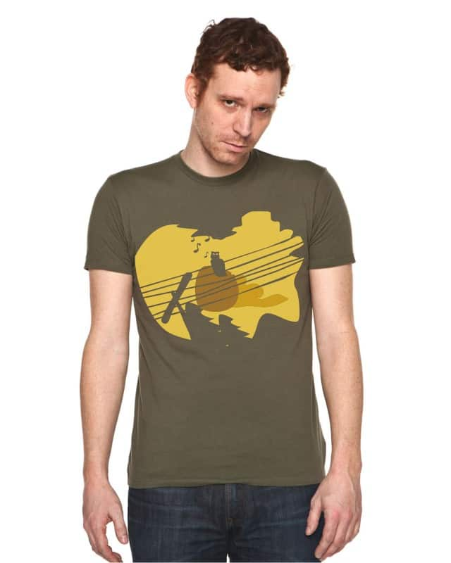 nature song by soe on Threadless