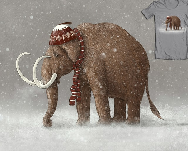 Everyone Gets Cold - Part Two by igo2cairo on Threadless