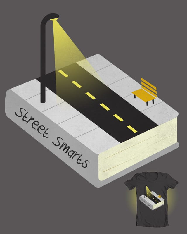 Street Smarts by Evan_Luza on Threadless