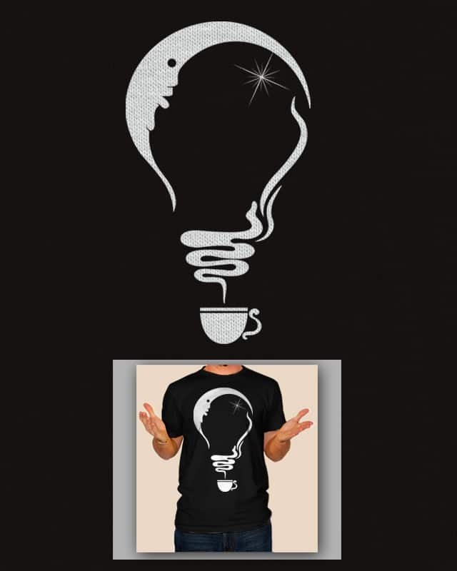 caffeinspiration by koedabesi on Threadless