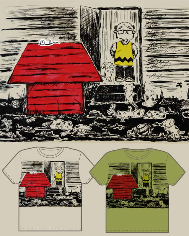 Old friends by shuntung on Threadless