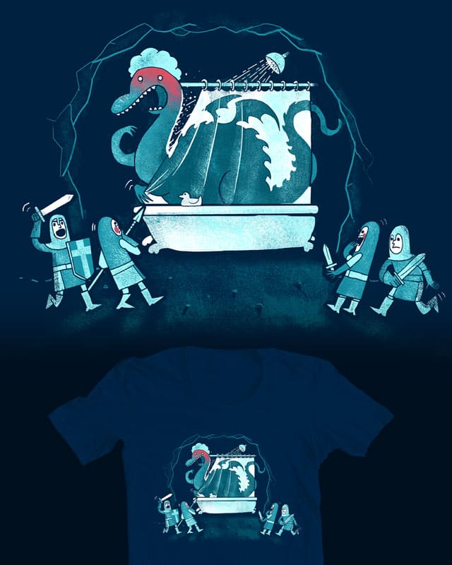 Exposed! by queenmob on Threadless