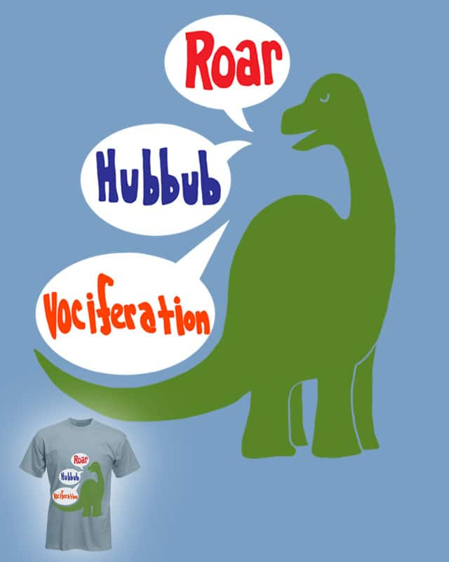 Thesaurus by macdoodle on Threadless