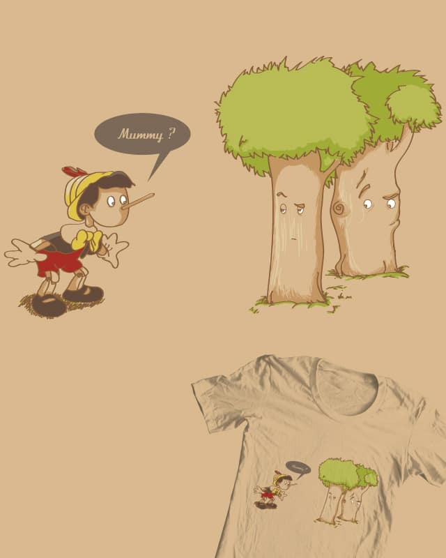 Family tree by DonnieArt on Threadless