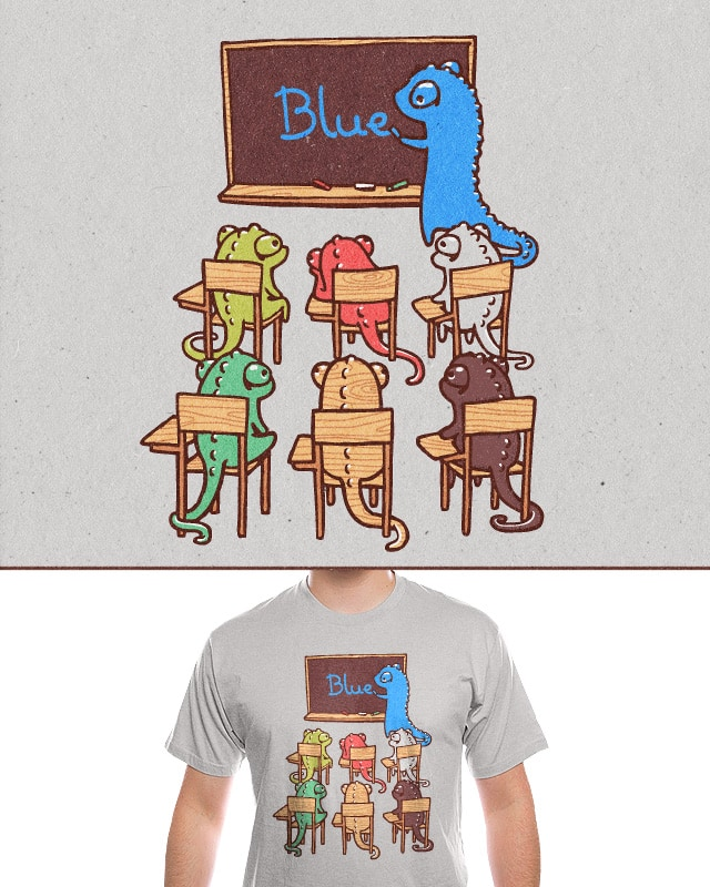 1st grade by jameses.x on Threadless