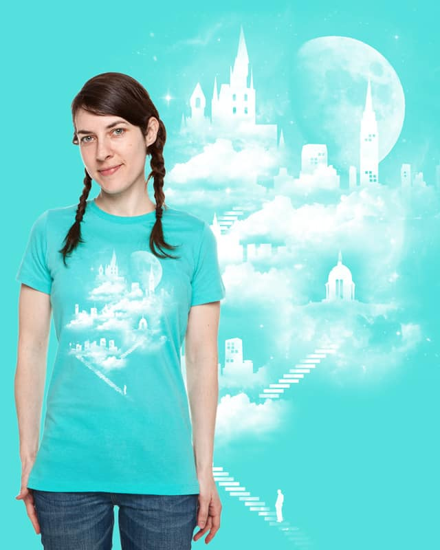 Stairway to Heaven by tobiasfonseca on Threadless