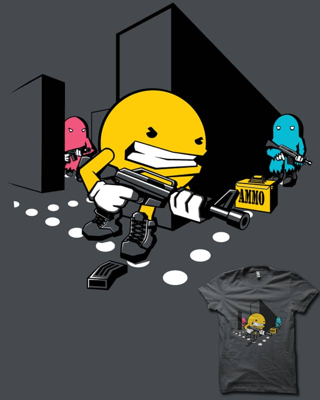 Call Of Dotty by MEKAZOO on Threadless