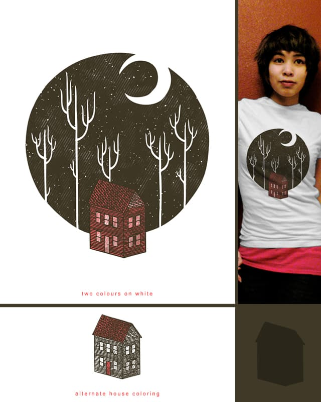 At Night by againstbound on Threadless