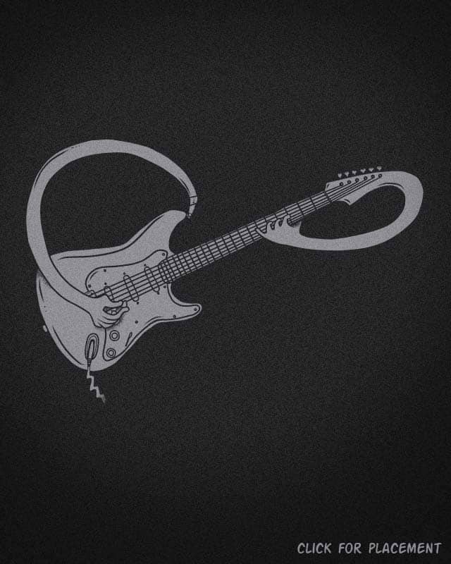 Guitar Solo by eQuivalent on Threadless