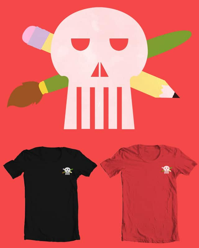 No Bones by Evan_Luza on Threadless
