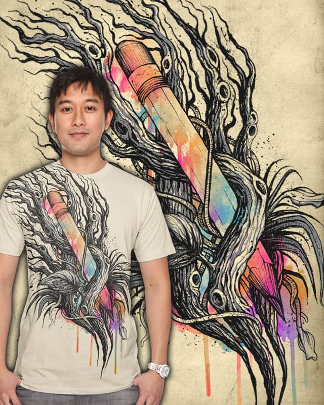 Intertwined by azrhon on Threadless